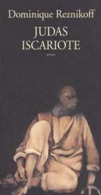 Judas iscariote - Couverture - Format classique