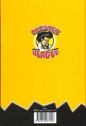 Mister Blagues Dans Tous Ses Etats - 4ème de couverture - Format classique
