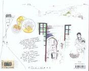 Carnet du maroc - 4ème de couverture - Format classique