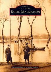 Rueil-Malmaison - Couverture - Format classique