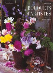 Bouquets D'Artistes - Intérieur - Format classique