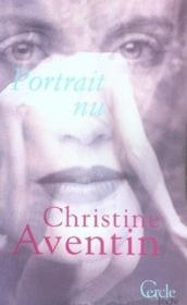 Portrait nu - Couverture - Format classique