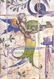Metamorphoses De L'Azur ; L'Art De L'Azulejos Dans Le Monde Latin - Intérieur - Format classique