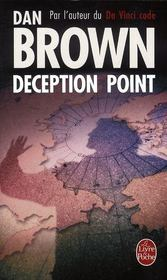 Deception point - Intérieur - Format classique