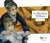 The sky blue ribbon - Couverture - Format classique