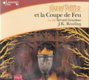 Vente livre :  Harry Potter T.4 ; Harry Potter Et La Coupe De Feu  - Joanne Kathleen Rowling
