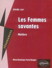 Étude sur les femmes savantes - Intérieur - Format classique
