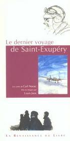 Le Dernier Voyage De Saint-Exupery - Intérieur - Format classique
