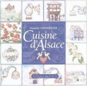 Cuisine d'Alsace - Couverture - Format classique