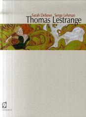 Thomas Lestrange - Intérieur - Format classique