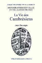 La vie des cambresiens - Couverture - Format classique