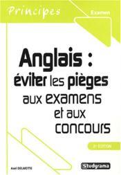 Anglais - Couverture - Format classique