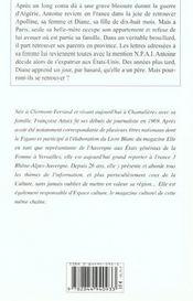 Ombre D'Un Pere (L') - 4ème de couverture - Format classique