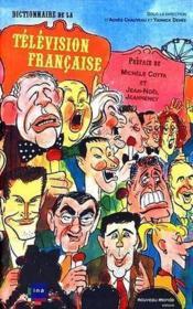 Dictionnaire de la télévision française - Couverture - Format classique