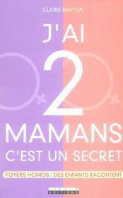 J'Ai 2 Mamans - Intérieur - Format classique