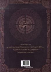 Les forêts d'opale t.5 ; onze racines - 4ème de couverture - Format classique