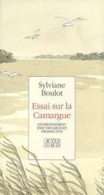 Essai Sur La Camargue - Couverture - Format classique
