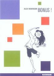 Bonus ! - Intérieur - Format classique
