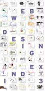 Web design index 3 - Couverture - Format classique