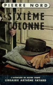 L'Aventure De Notre Temps N° 14 . Sixieme Colonne. - Couverture - Format classique