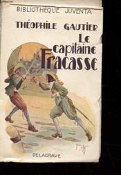La Capitaine Fracasse - Tome 2 - Couverture - Format classique
