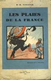 Les Plaies De La France - Couverture - Format classique