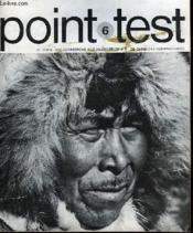 Clefs Des Connaissances - Point Test - N°6 - Couverture - Format classique