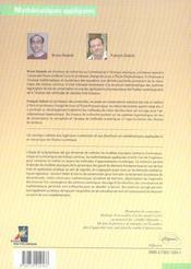 Systemes Hyperboliques De Lois De Conservation Application A La Dynamique Des Gaz - 4ème de couverture - Format classique