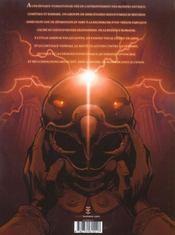 La meute de l'enfer t.1 ; ; les compagnons de l'aigle - 4ème de couverture - Format classique