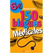 150 blagues medicales - Couverture - Format classique
