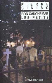Bon Cauchemar Les Petits - Intérieur - Format classique