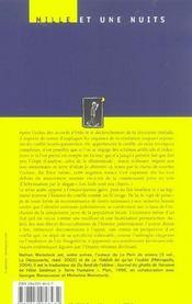 Histoire De Chiens - 4ème de couverture - Format classique