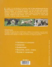 Cairn terrier (le) - 4ème de couverture - Format classique