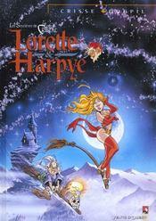 Lorette Et Harpye T.2 ; Les Sorcieres De L'Epee De Cristal - Intérieur - Format classique