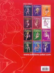 Recueil blagues coquines t13 - 4ème de couverture - Format classique