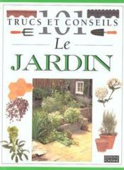 Le jardin - Couverture - Format classique