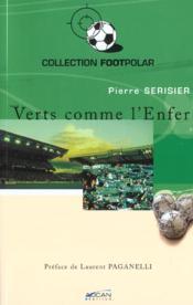 Verts Comme L'Enfer - Couverture - Format classique