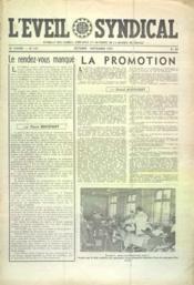 Eveil Syndical (L') N°127 du 01/10/1959 - Couverture - Format classique
