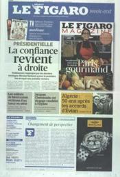 Figaro (Le) N°21034 du 17/03/2012 - Couverture - Format classique
