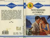 Nos Baisers A Corfou - A Painful Loving - Couverture - Format classique