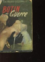Butin De Guerre - Couverture - Format classique