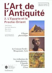 Vente livre :  L'Art De L'Antiquite T2  - Collectif - Collectifs Gallimard