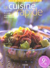 La cuisine rapide - Intérieur - Format classique