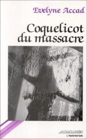 Coquelicot du massacre - Couverture - Format classique