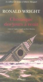 Chronique Des Jours A Venir - Couverture - Format classique