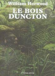 Le bois Duncton - Intérieur - Format classique