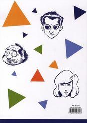 Derniers rappels - 4ème de couverture - Format classique