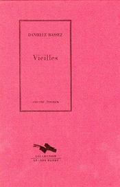 Vieilles - Couverture - Format classique