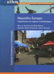 Nouvellles europes ; trajectoires et enjeux économiques - Couverture - Format classique