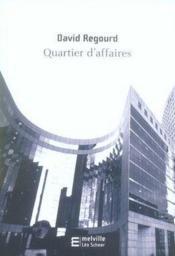 Quartier D'Affaires - Couverture - Format classique